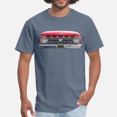 Ford F100 Ford F100 grille - Men's T-Shirt