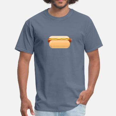 Cartoon Hot Dog Hot Dog Cartoon  - Men's T-Shirt