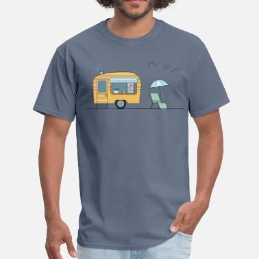 Trailer Trip Trailer - Men's T-Shirt