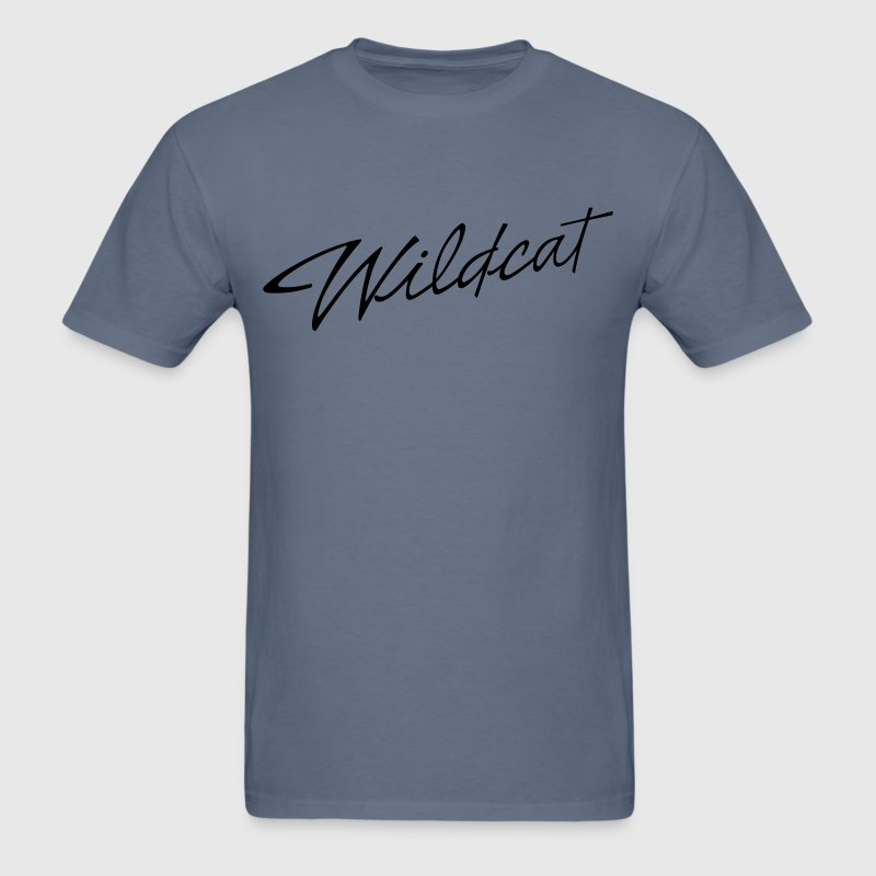 Buick Wildcat script - Men's T-Shirt