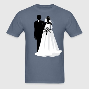 grooms - Men's T-Shirt