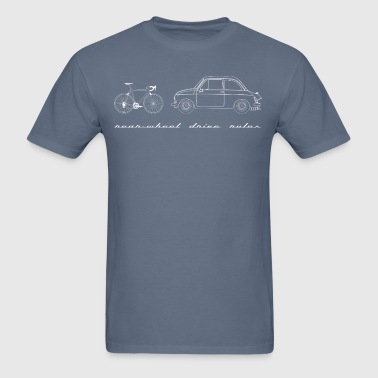 rear-wheel drive rules - Men's T-Shirt