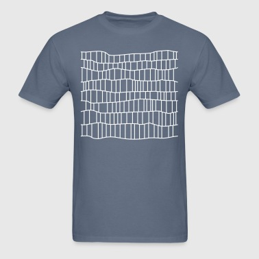 split - Men's T-Shirt