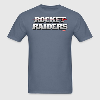 Rocket Raiders by Patame - Men's T-Shirt