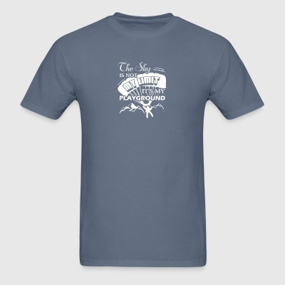 Paragliding Playground Shirts - Men's T-Shirt
