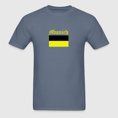 munich design - Men's T-Shirt