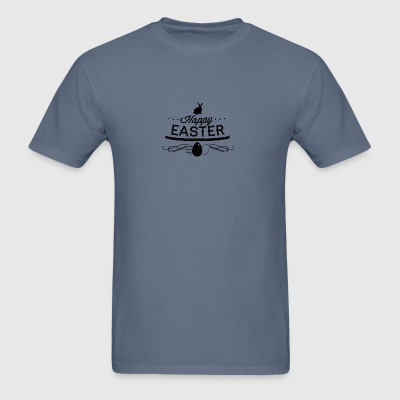 happy_easter - Men's T-Shirt
