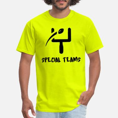 Special Teams American Football - Special Teams - Men's T-Shirt