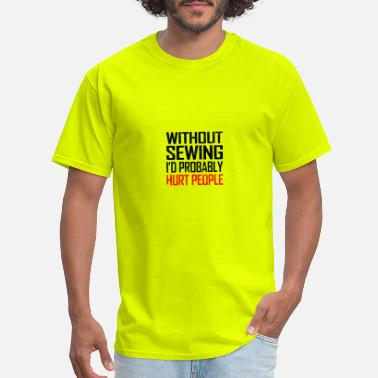 Without End Without sewing - Men's T-Shirt