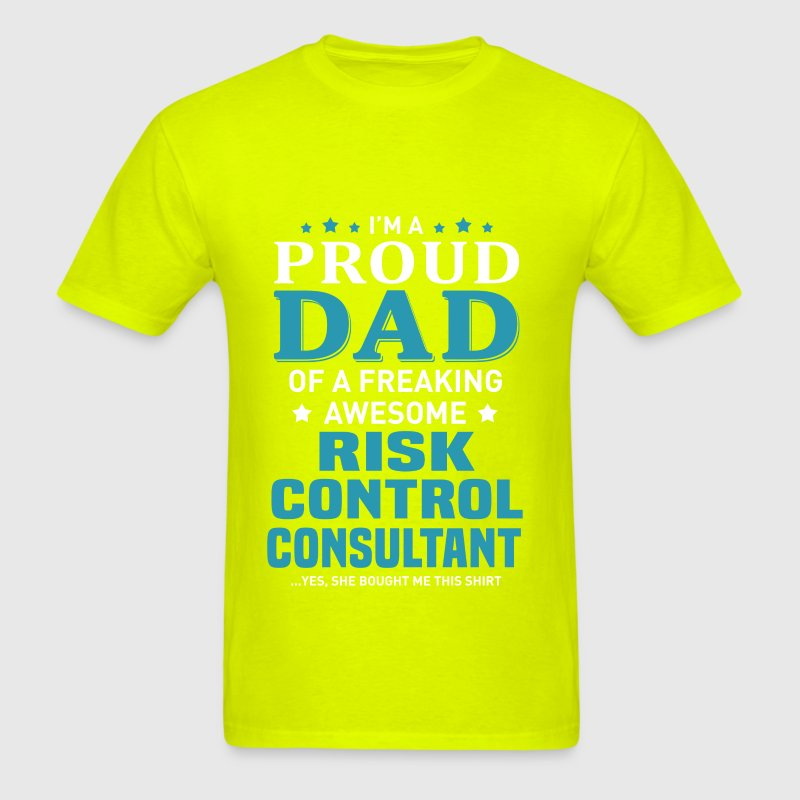 risk control consultant t shirt spreadshirt