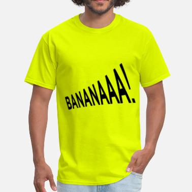 Yellow Bananas Bananaaa Yellow Banana - Men's T-Shirt