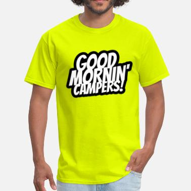 Camper Good Mornin' Campers - Men's T-Shirt