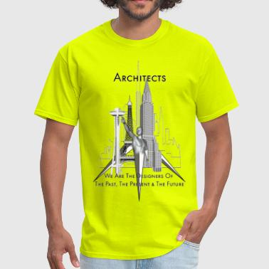 Drafting Architects - Men's T-Shirt