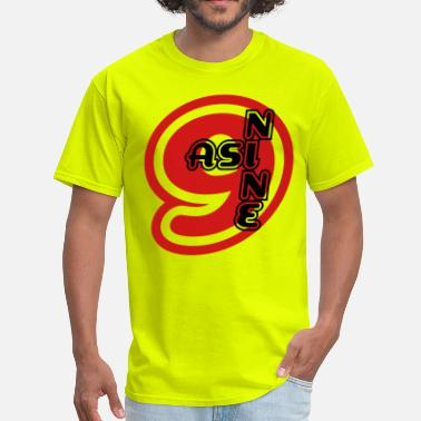 Asinine asi9 designs v2 - Men's T-Shirt