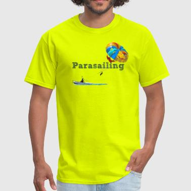 Para sailing - Men's T-Shirt