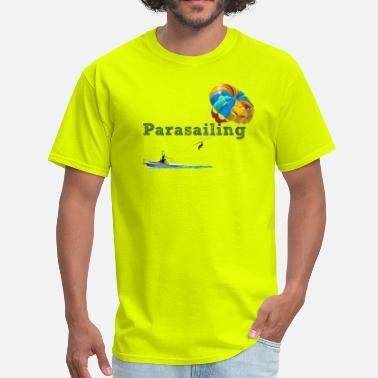 Motorboot Para sailing - Men's T-Shirt
