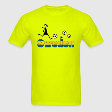 GO GO SWEDEN - Men's T-Shirt