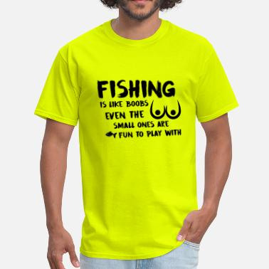 Fun Fishing - Men's T-Shirt