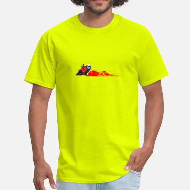 Moto Drag - Men's T-Shirt
