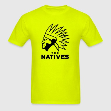 The Natives Retro Style - Men's T-Shirt