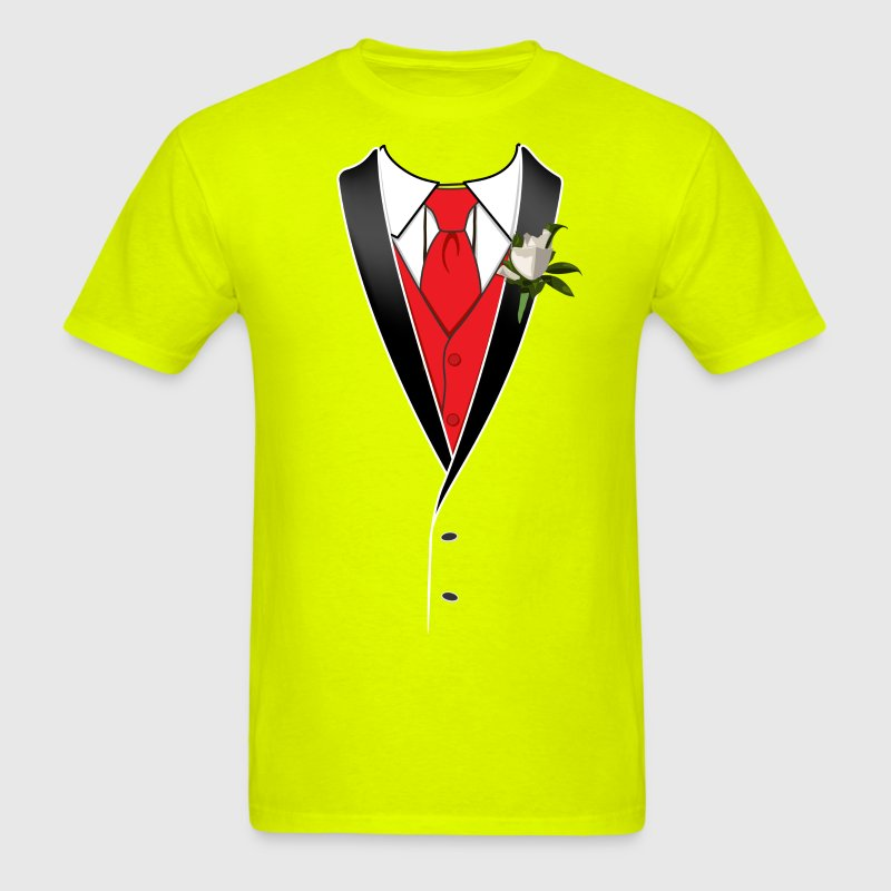 Prom Tuxedo Shirt by niftees | Spreadshirt