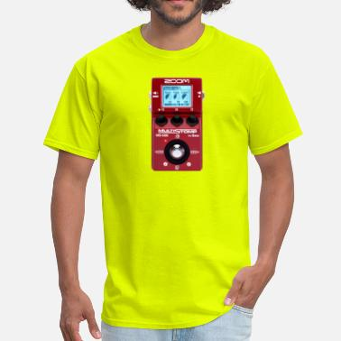 Sound Pedal Effect - Men's T-Shirt