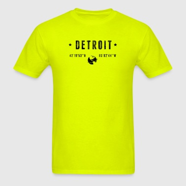 Detroit - Men's T-Shirt