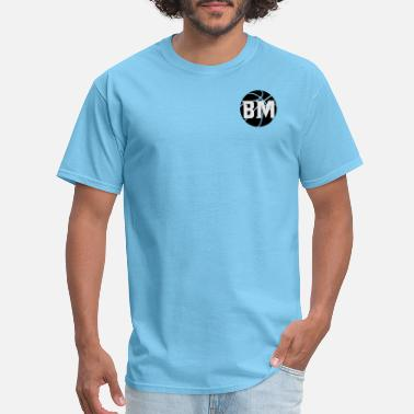 Bms BM Basketball - Men's T-Shirt