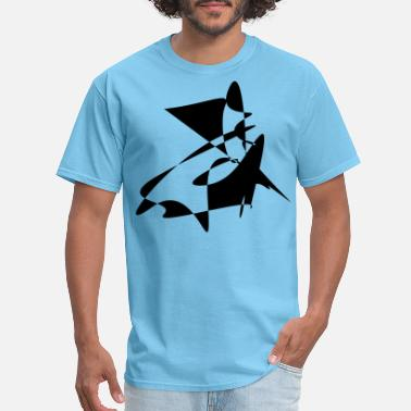 Contemporary Modern Art - Men's T-Shirt