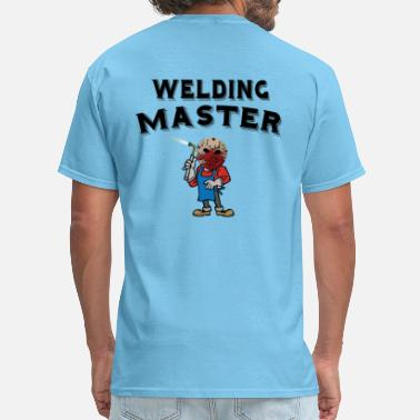 Master Collection Welding Master - Limited Edition - Men's T-Shirt