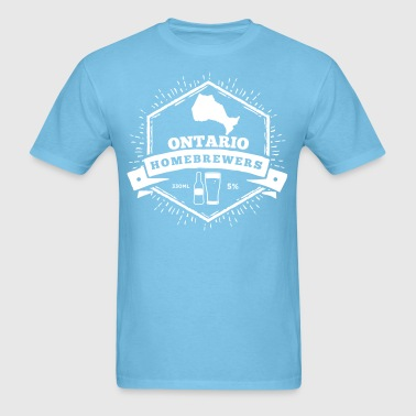 Ontario Homebrewers - Men's T-Shirt