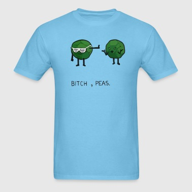 Funny and offensive food pun - Men's T-Shirt
