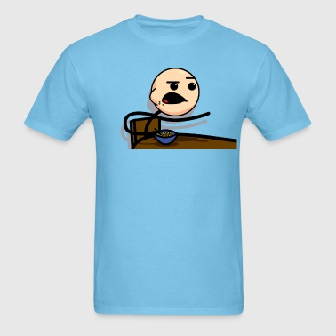 Colored cereal guy internet meme - Men's T-Shirt