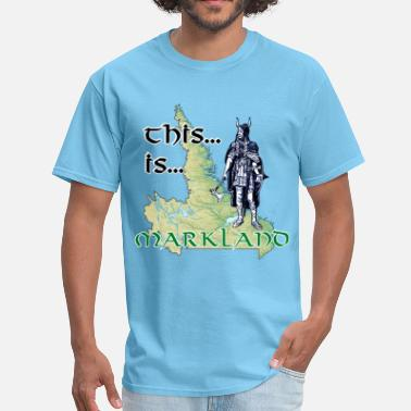 Found THIS IS MARKLAND - Men's T-Shirt