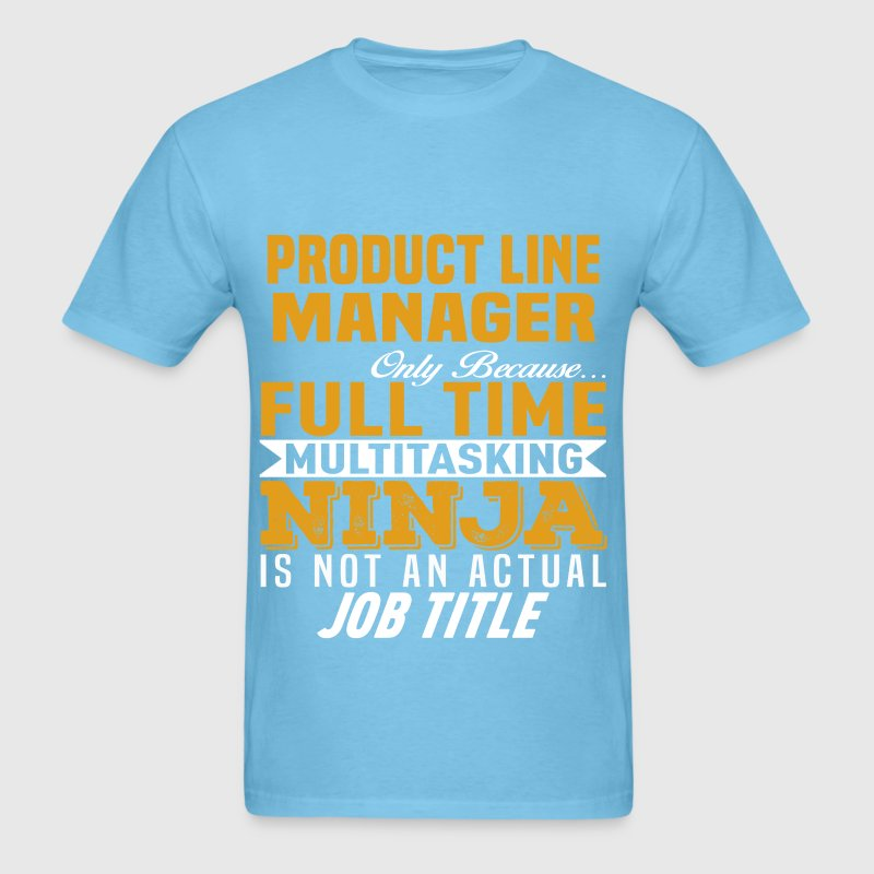 Product Line Manager by bushking | Spreadshirt