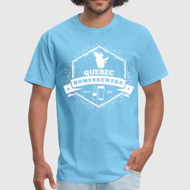 Quebec Homebrewers - Men's T-Shirt