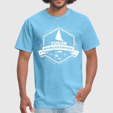 Yukon Homebrewers - Men's T-Shirt