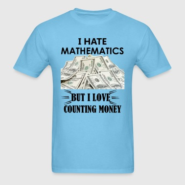 counting money gift tees - Men's T-Shirt