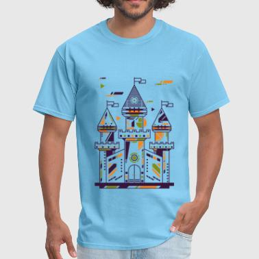 The Castle - Men's T-Shirt