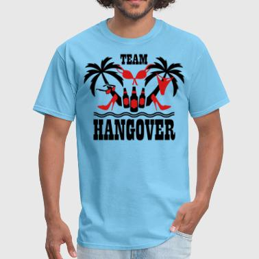 20 Team Hangover Palm beach party funny underwear - Men's T-Shirt