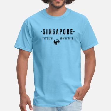 For Singapore Singapore - Men's T-Shirt