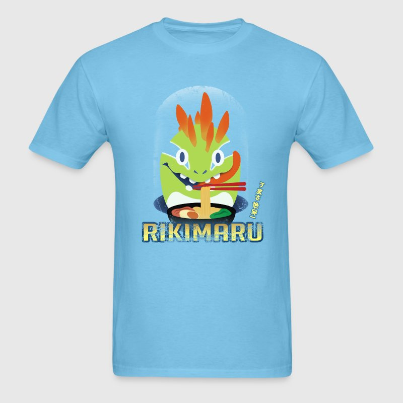 riki ramen - Men's T-Shirt