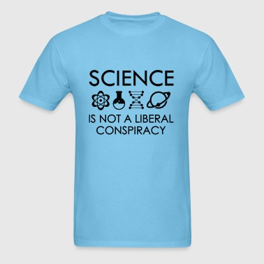 Science - Men's T-Shirt
