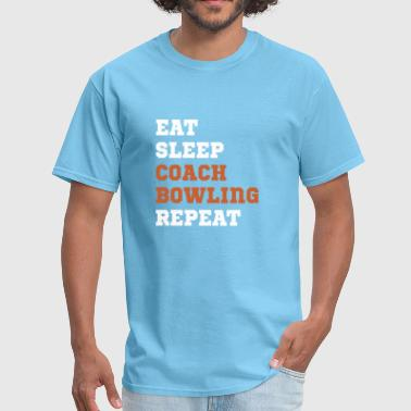 Bowling Coach Gift for Bowling Coaches - Men's T-Shirt