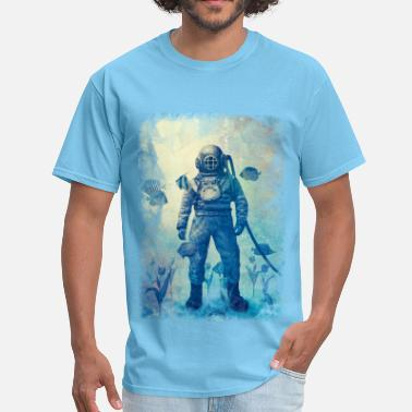 Deep Sea Deep Sea  - Men's T-Shirt