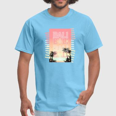 Bali Bali Surfing Vacation - Indonesia Tee - Men's T-Shirt