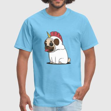 Pugicorn - Men's T-Shirt