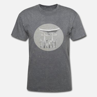 Shrine A Japanese Shrine - Men's T-Shirt