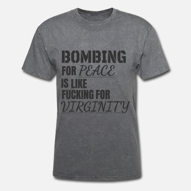 Shop Virgin War T Shirts Online Spreadshirt