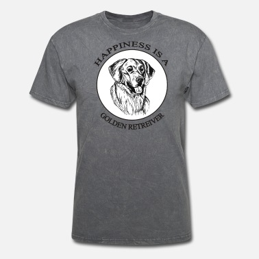 Golden Retriever Mens Golden Retriever - Men's T-Shirt